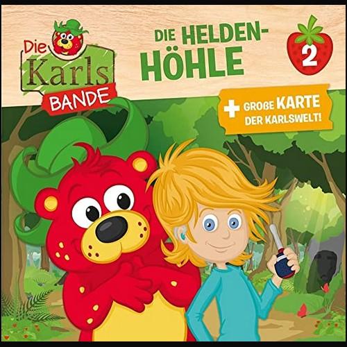 Die Karls Bande (2) Die Helden-Höhle - Kiddinx 2021