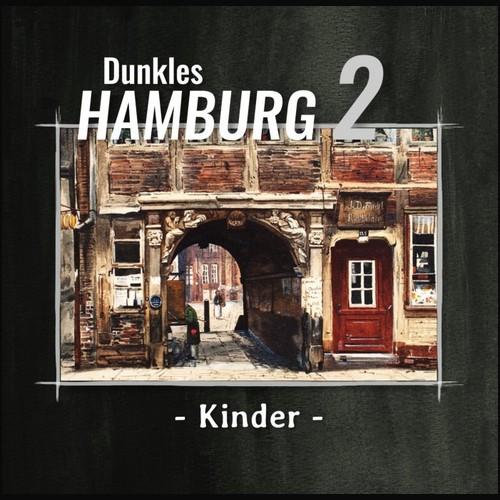 Dunkles Hamburg (2) Kinder  - Hermann Media 2021
