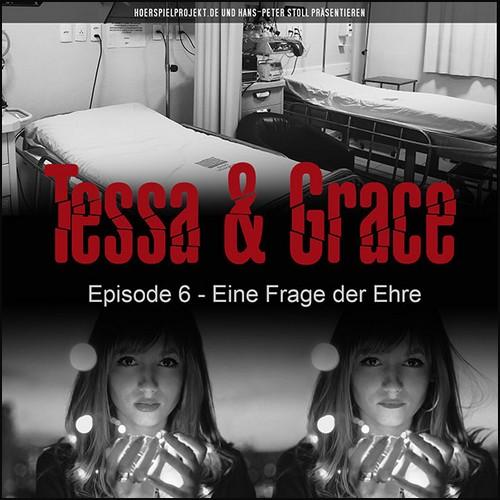 Hans-Peter Stoll - Tessa and Grace (6) Eine Frage der Ehre