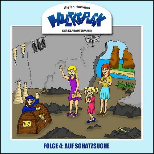 Huckepuck - Der Klabautermann (4) Auf Schatzsuche - hoerspielprojekt 2021