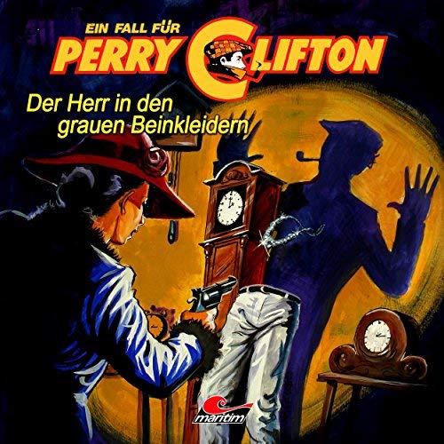 Ein Fall für Perry Clifton - Der Herr in den grauen Beinkleidern (Wolfgang Ecke) WDR 1963 / maritim 2018