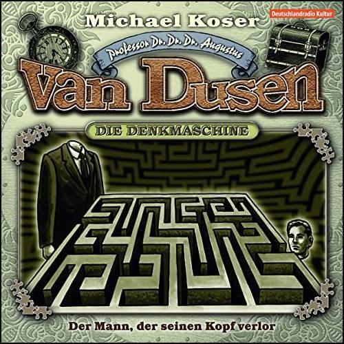 Professor van Dusen (4) Der Mann, der seinen Kopf verlor - RIAS 1979
