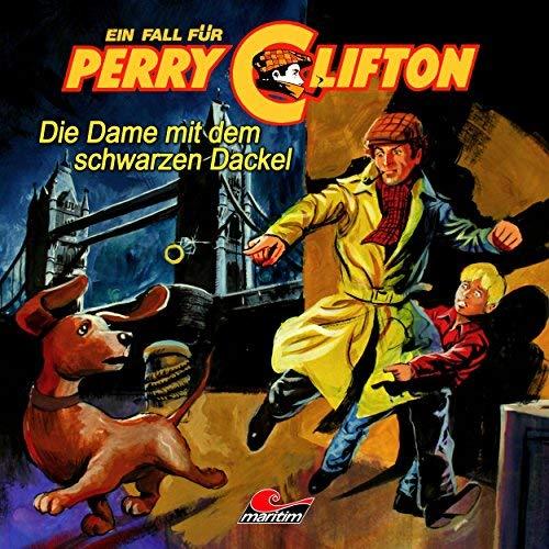 Ein Fall für Perry Clifton - Die Dame mit dem schwarzen Dackel (Wolfgang Ecke) WDR 1964 / maritim 2004 / 2018