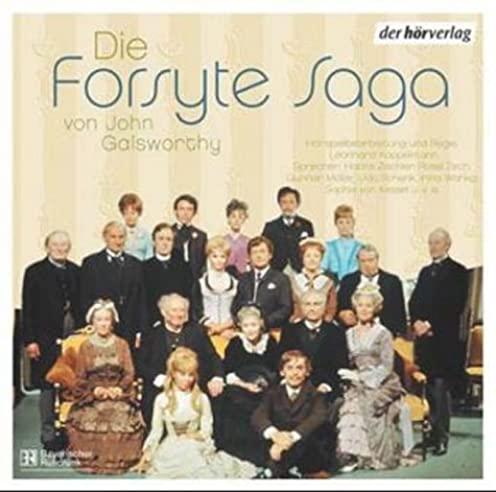 Die Forsyte-Saga (John Galsworthy) BR 2002