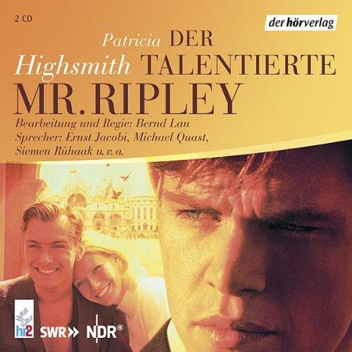 Patricia Highsmith - Mr. Ripley (1) Der talentierte Mr. Ripley Teil 1