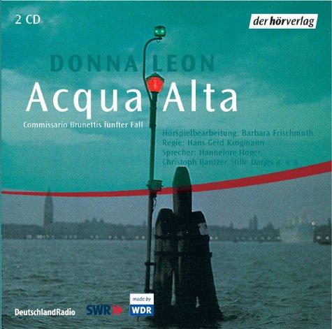 Commissario Brunetti (5) Acqua Alta - WDR - DLR - SDR 1999