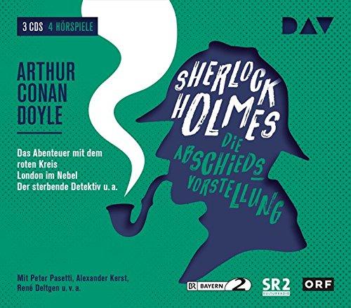 Sherlock Holmes (5) Die Abschiedsvorstellung - DAV 2018