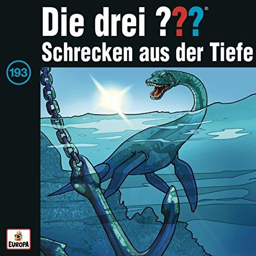 Die drei ??? (193) Schrecken aus der Tiefe - Europa 2018
