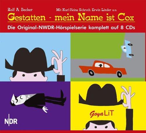 Gestatten, mein Name ist Cox (Rolf Becker) NWDR 1952
