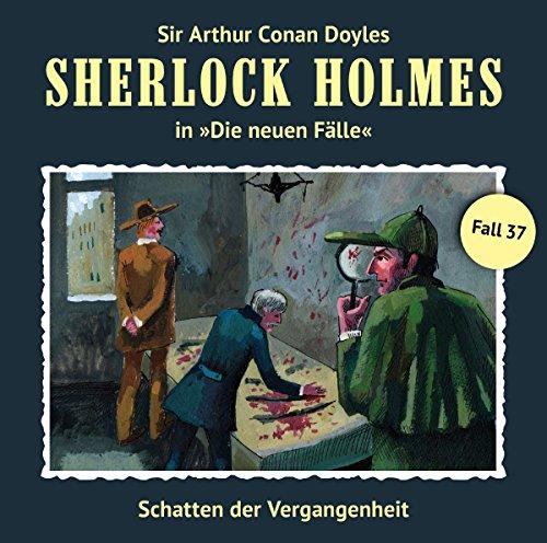 Sherlock Holmes - Die neuen Fälle (37) Schatten der Vergangenheit - Romantruhe 2018