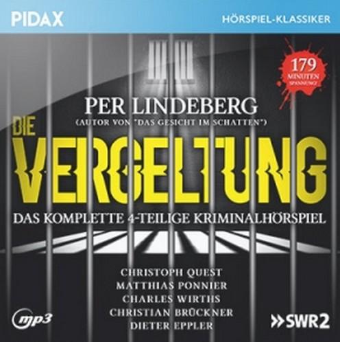 Die Vergeltung (Per Lindeberg) SWF 1975 / Pidax 2020