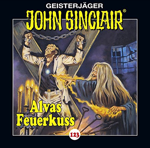John Sinclair (123) Alvas Feuerkuss - Lübbe Audio 2018