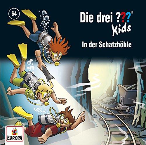 Die drei ??? Kids (64) In der Schatzhöhle - Europa 2018