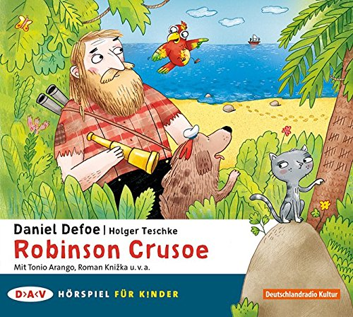 Robinson Crusoe (Daniel Defoe) DLR 2006 / DAV 2016