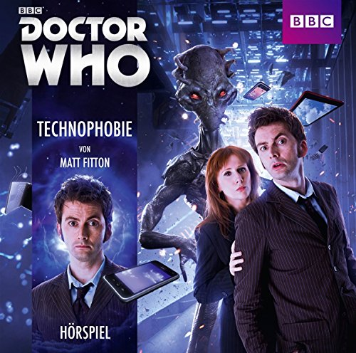 Doctor Who - Technophobie - Lübbe Audio 2018
