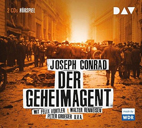 Der Geheimagent (Joseph Conrad) WDR 2016 / DAV 2017