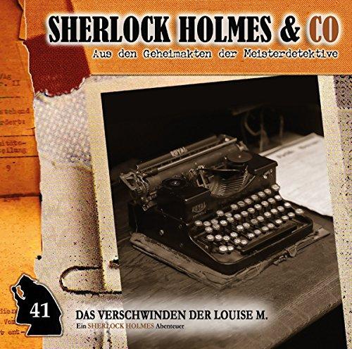 Sherlock Holmes & Co (41) Das Verschwinden der Louise (Teil 1/2) - Romantruhe 2018