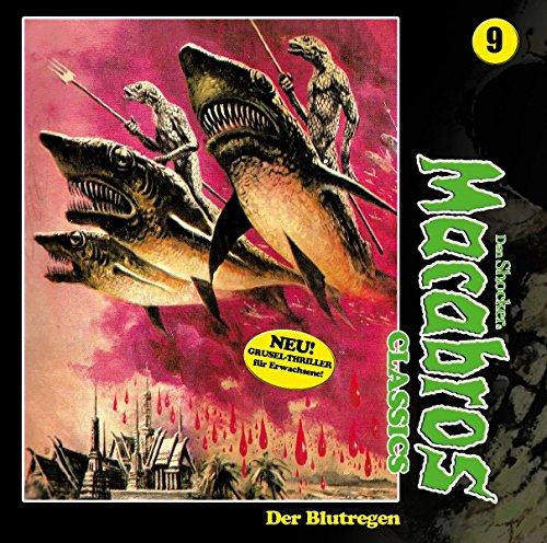 Macabros Classics (9) Blutregen - Winterzeit 2018