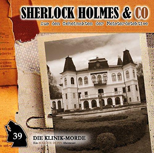 Sherlock Holmes & Co (39) Die Klinik-Morde - Romantruhe 2018