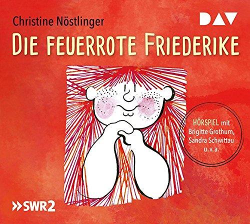 Die feuerrote Friederike (Christine Nöstlinger) NDR / SWR 2018 / DAV 2018