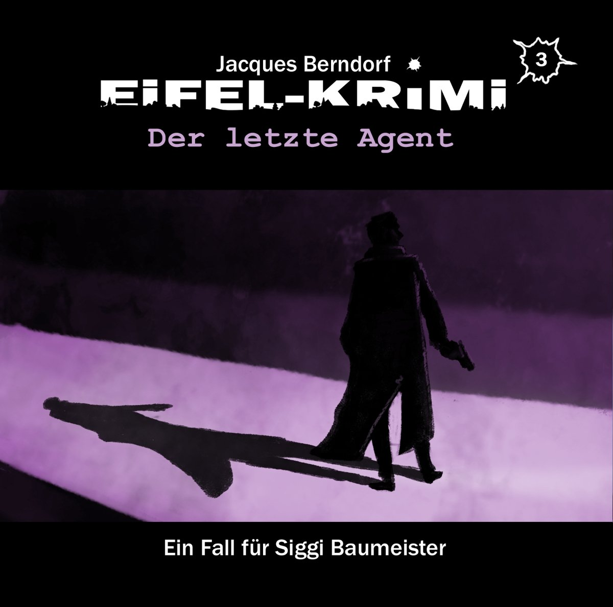 Eifel-Krimi (3) Der letzte Agent - Winterzeit 2017