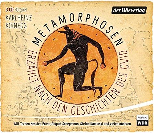 Das Buch der Verwandlungen (5) Orpheus und Eurydike (Karlheinz Koinegg nach Ovid) WDR 2015