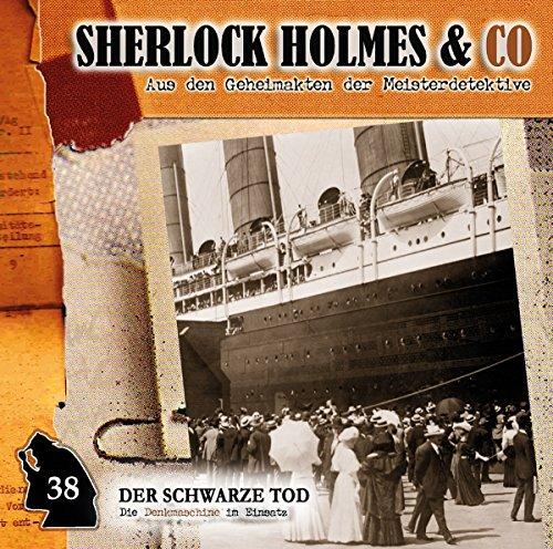 Sherlock Holmes & Co (38) Der schwarze Tod - Romantruhe 2018