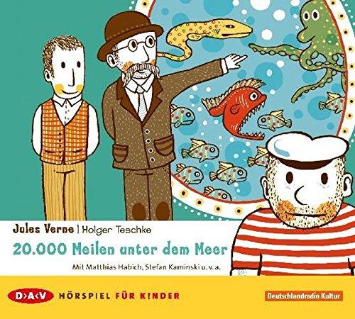 Holger Teschke nach Jules Verne - 200000 Meilen unter dem Meer