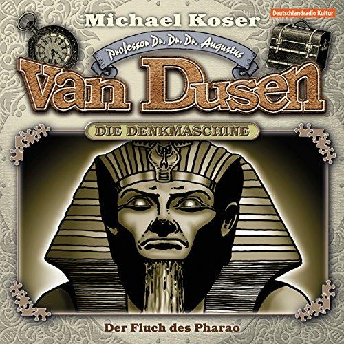 Professor van Dusen (19) Der Fluch des Pharao - RIAS 1981 / maritim 2018