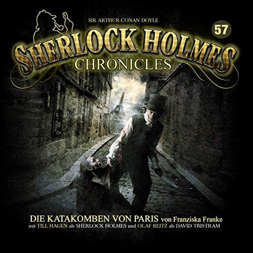 Sherlock Holmes Chronicles (57) Die Katakomben von Paris - Winterzeit 2018
