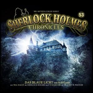Sherlock Holmes Chronicles (53) Das blaue Licht - Winterzeit   2018