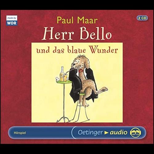 Paul Maar - Herr Bello und das blaue Wunder Teil 1