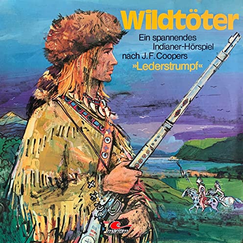 Wildtöter (J. F. Cooper) maritim 1973 - 2016 - All Ears 2020