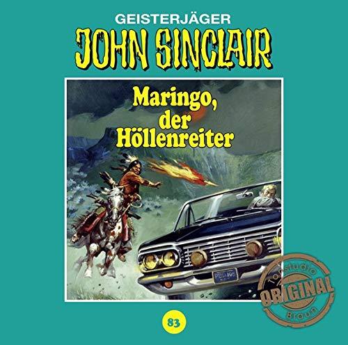 John Sinclair (83) Maringo, der Höllenreiter (Jason Dark) Tonstudio Braun