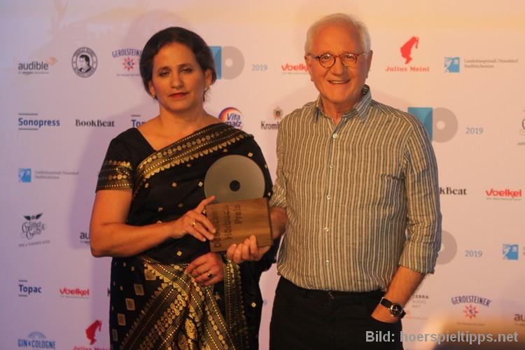 Sabeeka Gangjee-Well und Hans Well