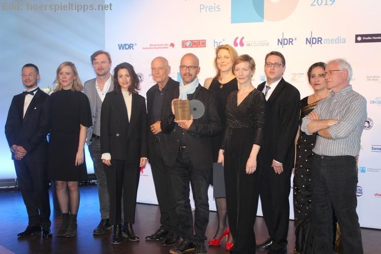 Alle Gewinner beim Deutschen Hörbuchpreis