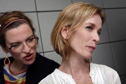 Inga Busch und Judith Engel - Bild: WDR S. Anneck