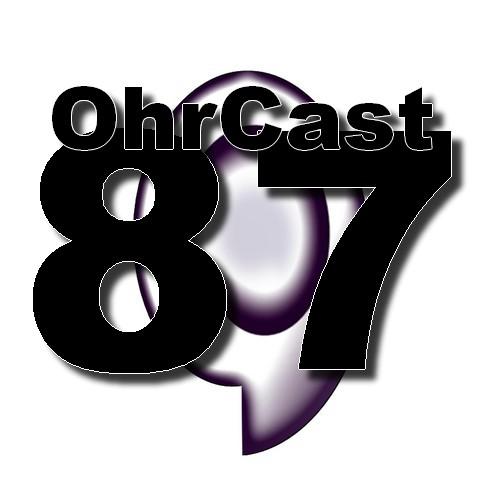 OhrCast 87 Logo