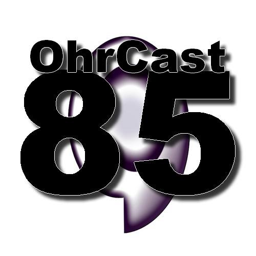OhrCast 85 Logo
