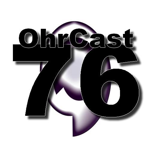 OhrCast 76 Logo