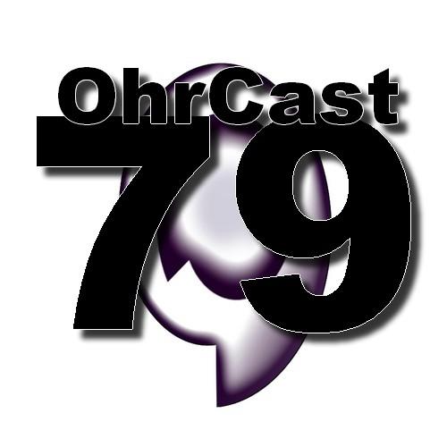 OhrCast 79 Logo