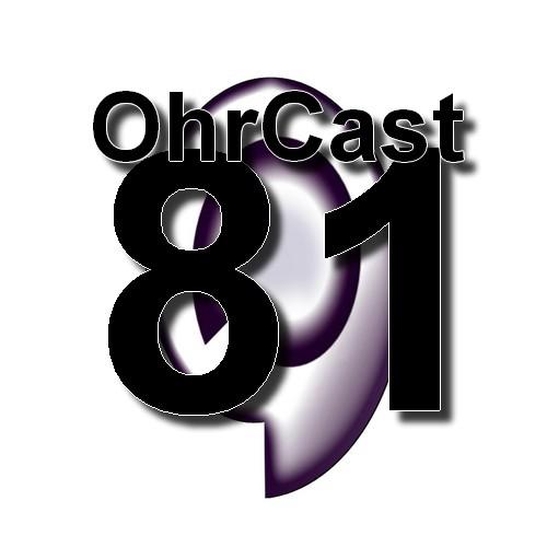 OhrCast 80 Logo