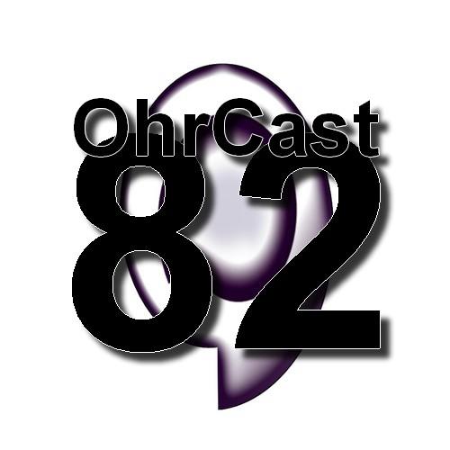 OhrCast 82 Logo