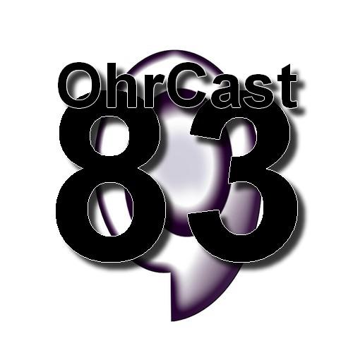 OhrCast 83 Logo
