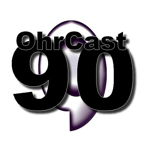 OhrCast 89 Logo
