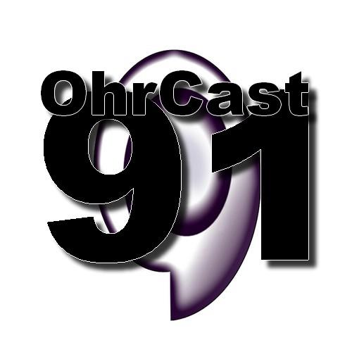 OhrCast 91 Logo