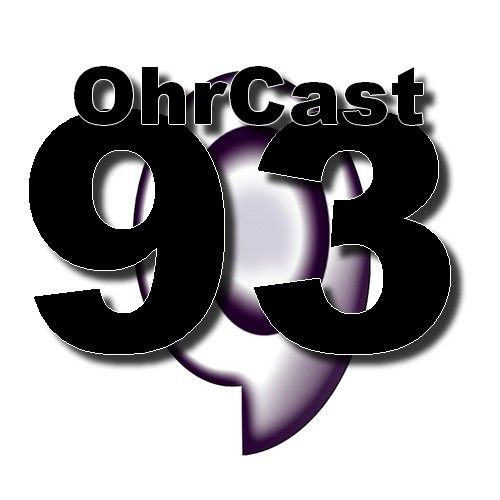 OhrCast 93 Logo