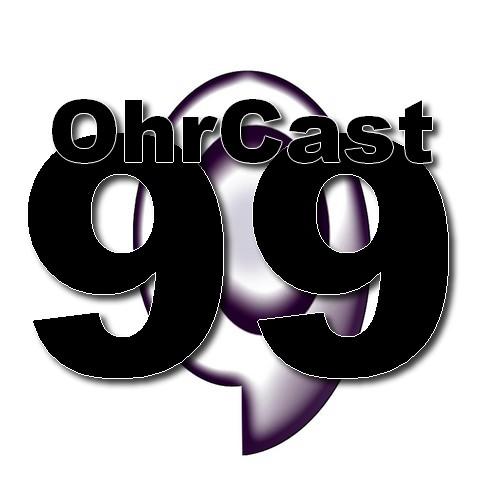 OhrCast 99 Logo