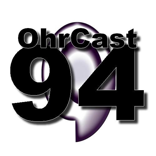 OhrCast 94 Logo